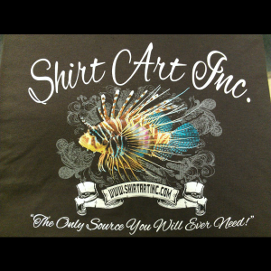 Screen Printing Custom T-Shirt Fairfax Virginia