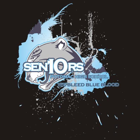Class Shirt Seniors Design 2018