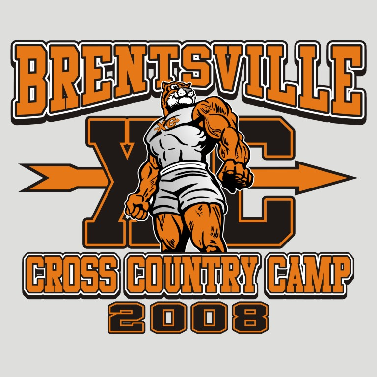 Cross Country Running Camp Shirts